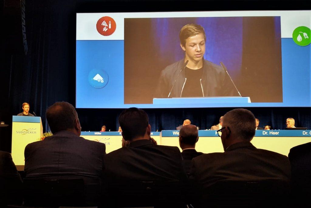 Südzucker Hauptversammlung