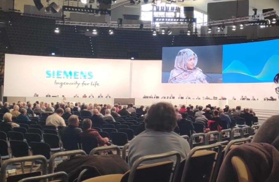 Siemens dividende 2020